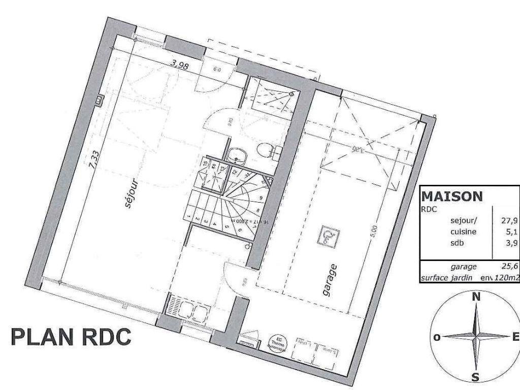 Immobilier brest a vendre vente acheter ach maison for Catalogue maison neuve